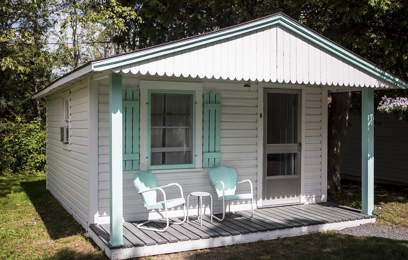 Adirondack Cabin 8